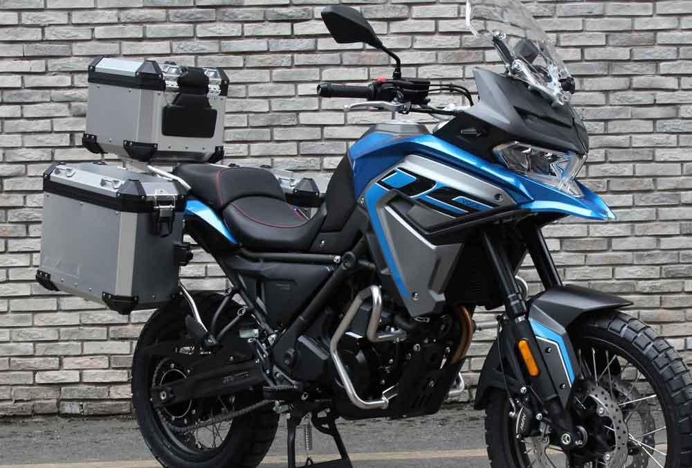 Voge 650DSX. Foto: Divulgação