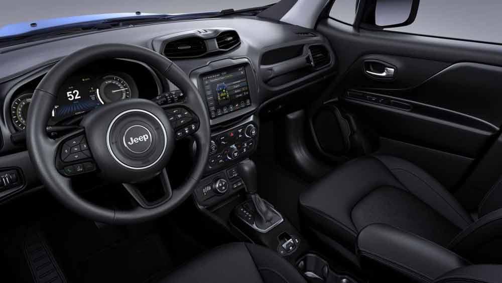 Jeep Renegade Impulse lança edição especial inspirada em Loki