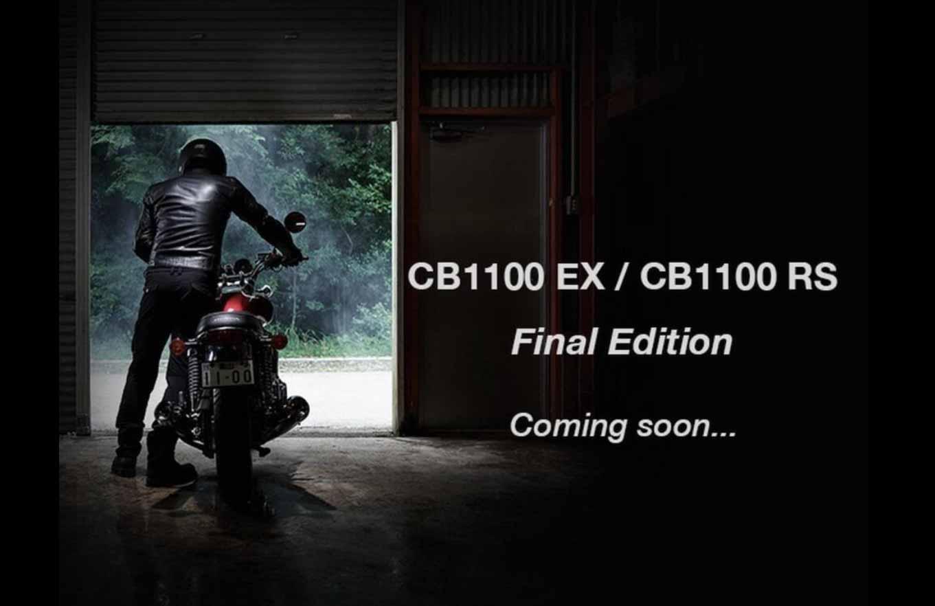 Honda CB 1100. Foto: Divulgação